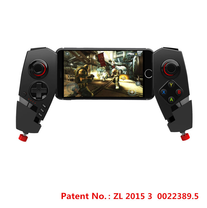 Ipega 9055 red spider Bluetooth telescopic gamepad