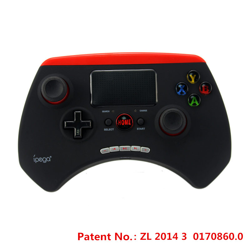 iPega 9028 Bluetooth gamepad with touchpad