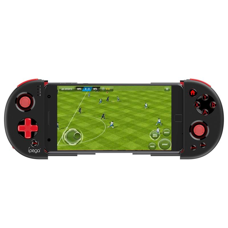 Ipega 9087 Red Knight Telescopic Bluetooth Controller