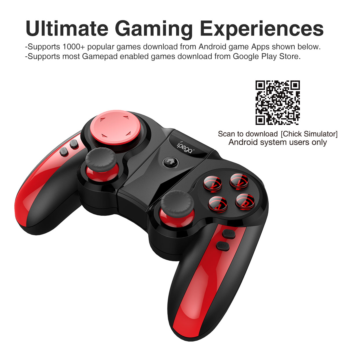 Ipega 9089 Bluetooth gamepad