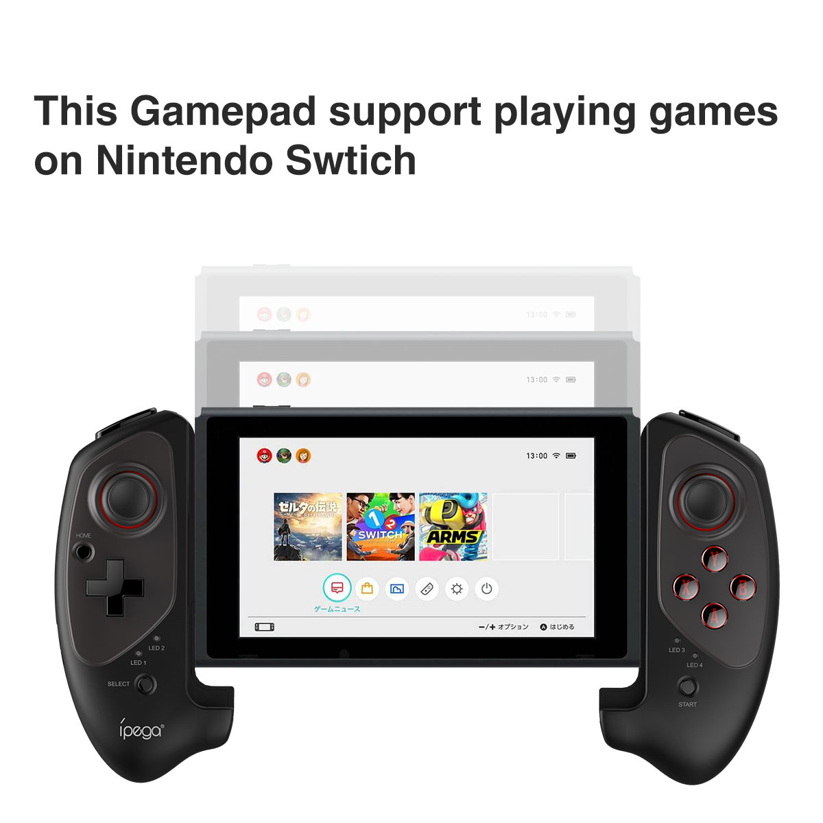 Ipega Bluetooth gamepad