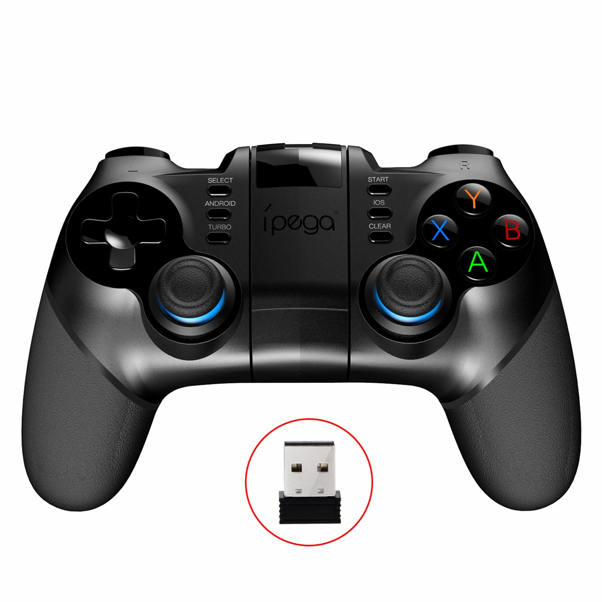 Ipega 9156 2.4G Bluetooth Game Controller Computer TV For PUBG Fortnite