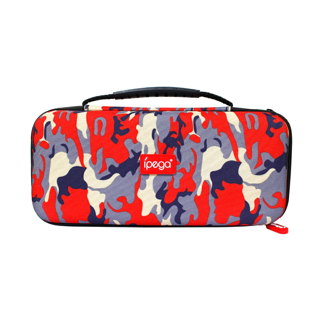 Ipega-sw015 n-switch Lite camouflage carrying case
