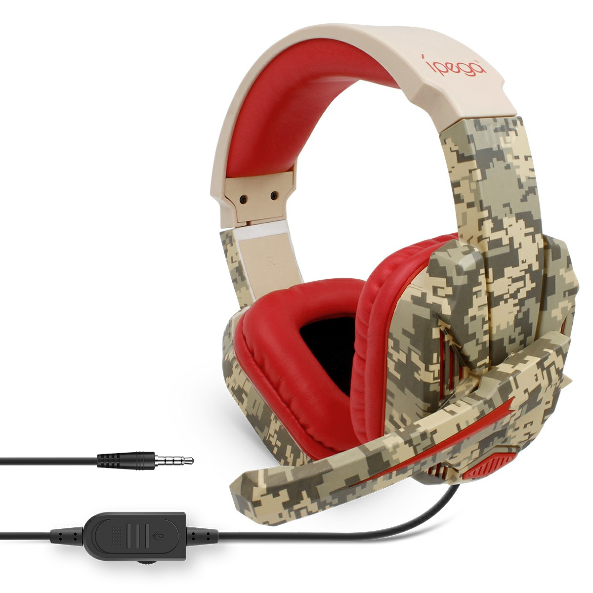 Ipega-r005 head game headset